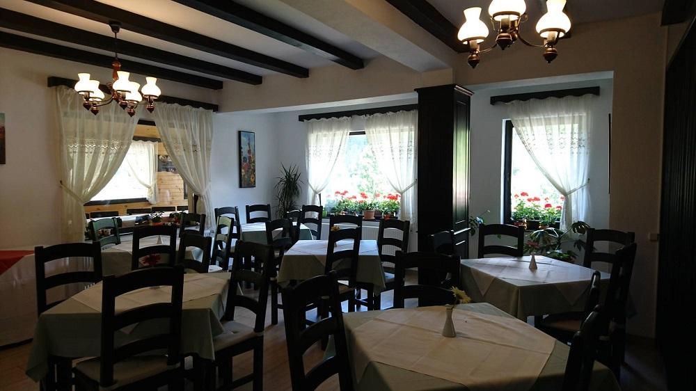 Business pensiune la munte cu restaurant der 50 de locuri si peste 3.000 mp de teren