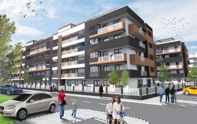 AES Apartments izolarea fonica a unor blocuri de apartamente