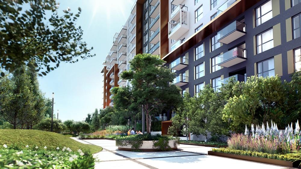 Ansamblul rezidential Parcului20 470 de apartamente noi in nordul Bucurestiului