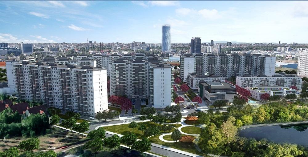 Onix Park Bucuresti 600 de locuinte vor fi livrate in 2019
