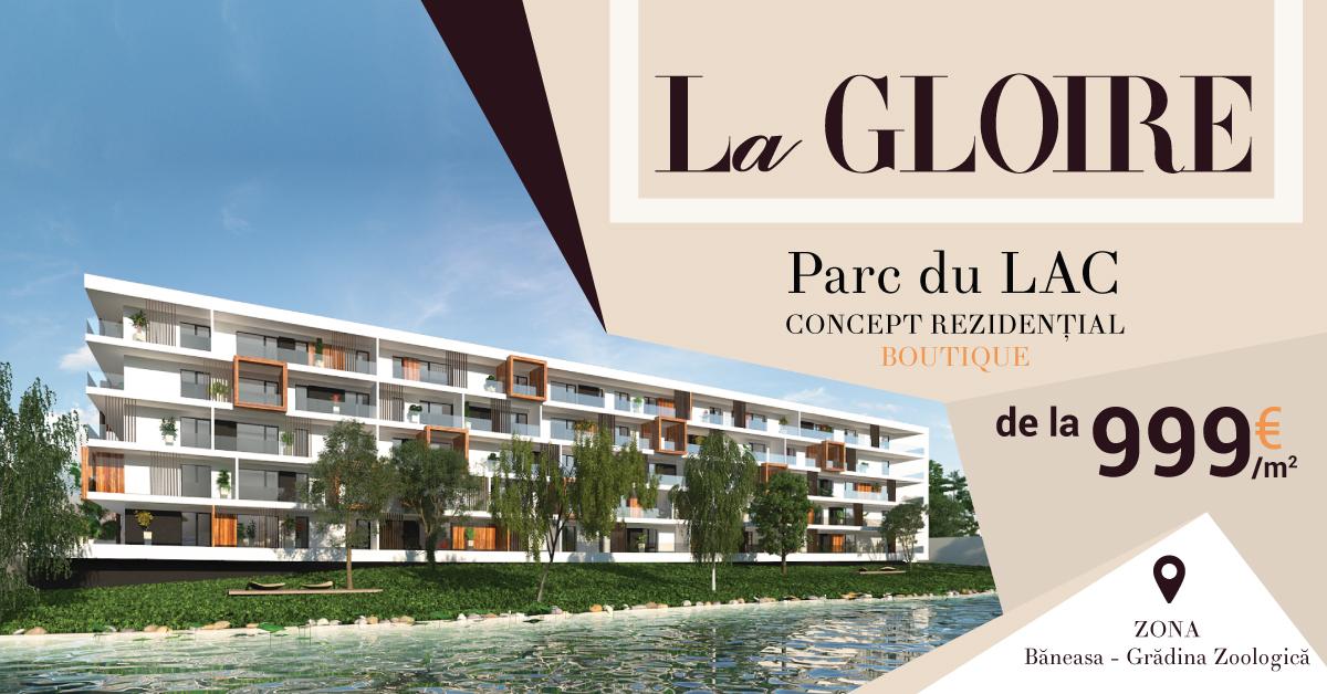 Complexul rezidential La Gloire Parc du LAC