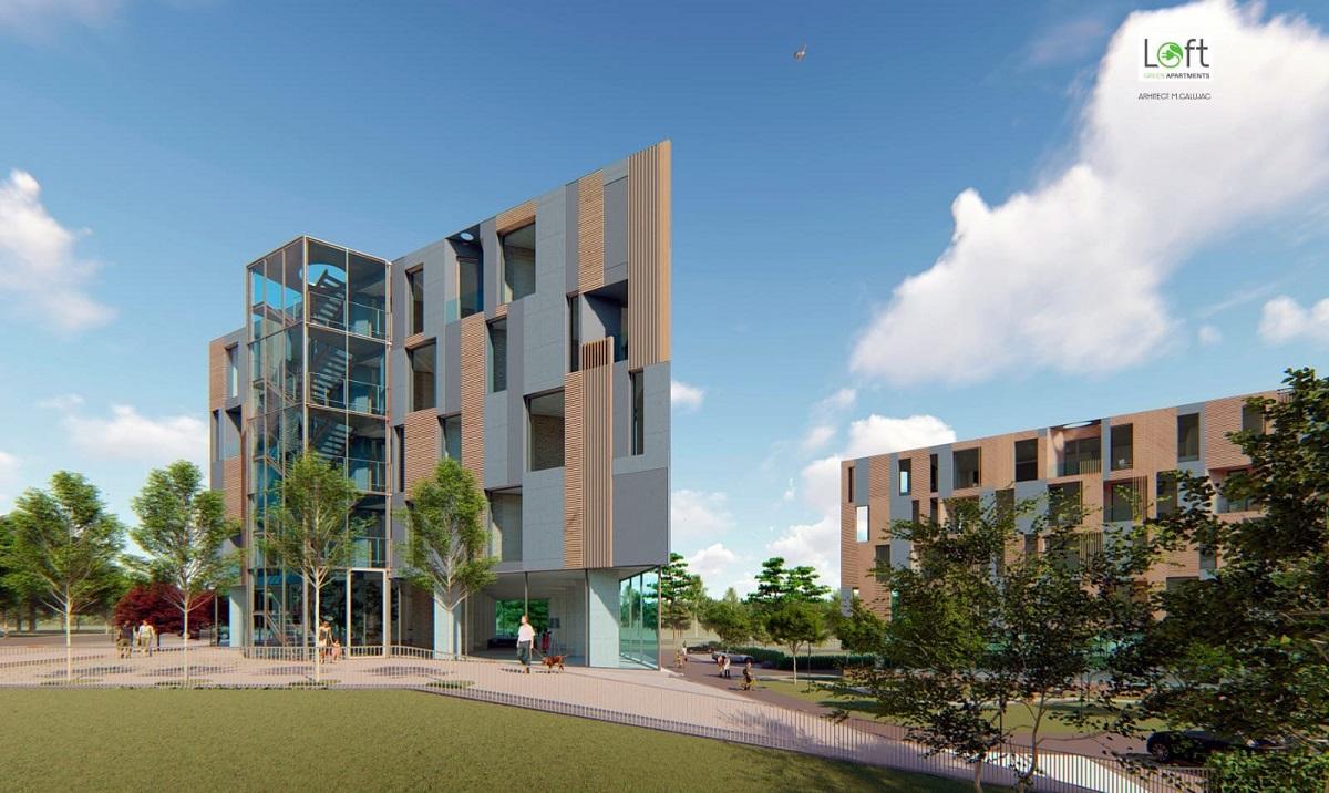 LOFT Green Apartments apartamente pasive cu zero facturi la utilitati in primii doi ani