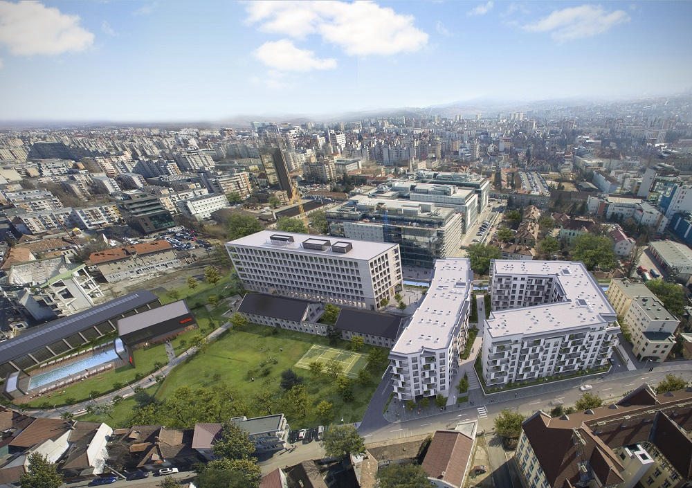 Record Park O piata rezidentiala mai matura marii dezvoltatori iau in vizor si orasele de rangul al treilea
