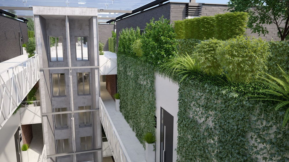 Cel mai verde proiect imobiliar finalizat pana acum in Romania
