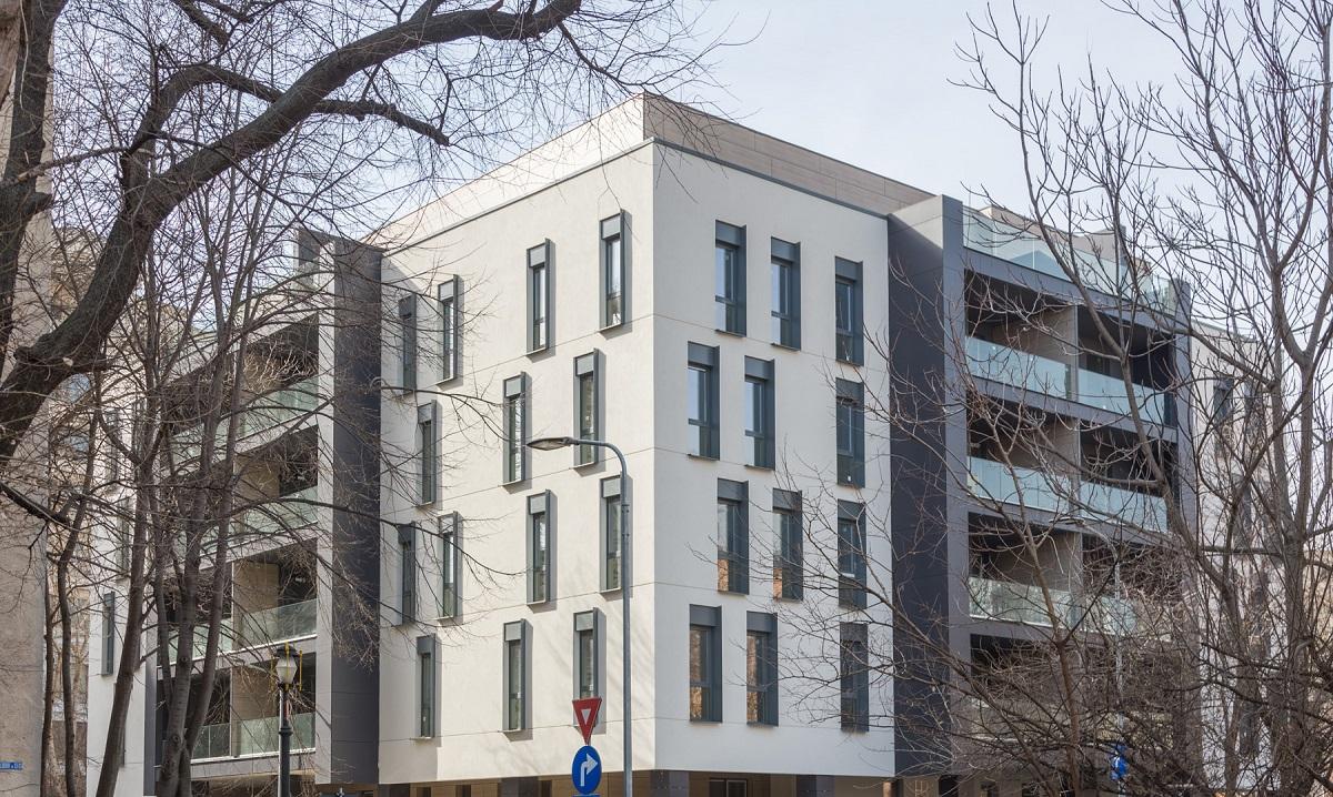 Apollo D'or Ansamblu rezidential exclusivist in zona Unirii din Capitala