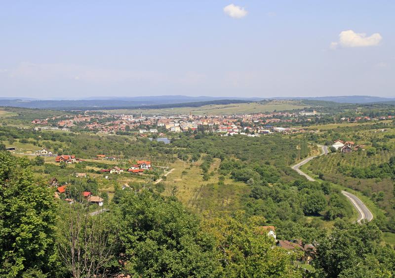 Cisnadie Sibiu apetitul pentru dezvoltari imobiliare nu este limitat la marile orase