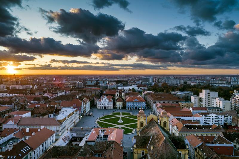 Timisoara o piata atractiva pentru dezvoltarea de proiecte imobiliare la fel si localitatile limitrofe