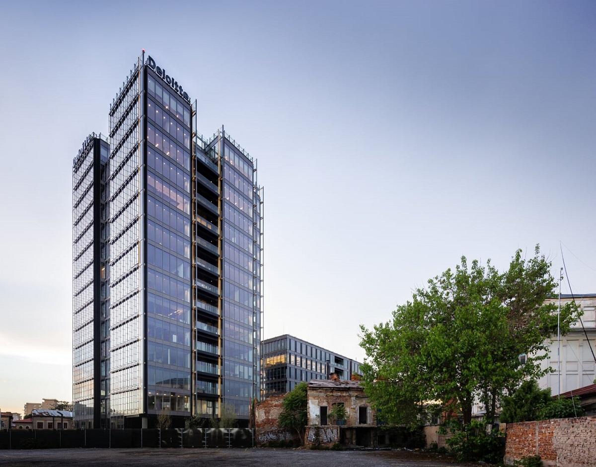 Centrul Bucurestiului atractiv pentru proiecte imobiliare THE MARK