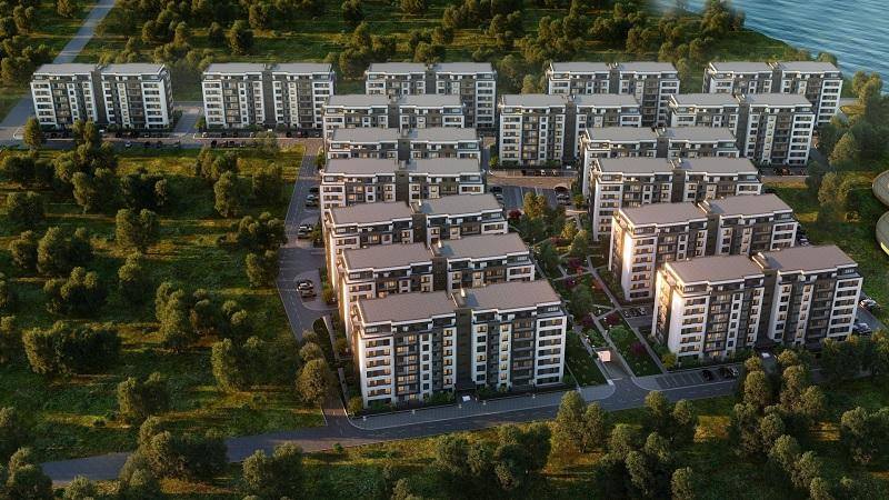 Incepe constructia ansamblului rezidential H Pipera Lake 1.350 de apartamente in Bucuresti 0