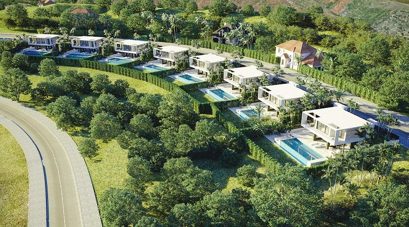 Zona din Costa del Sol unde dețin proprietăți George Clooney și Novak Djokovic, accesibilă și pentru români! Cât costă aici locuințele