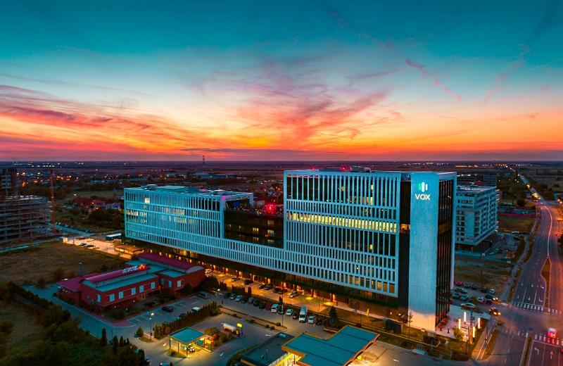 Chiar în contextul Covid-19, ansamblul de birouri Vox Technology Park a primit cea mai înaltă certificare sustenabilă. A contat și sănătatea în spațiile închise