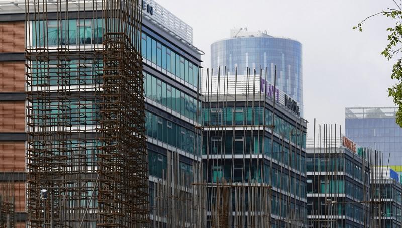 A început construcția ansamblului rezidențial Nusco City, din Pipera. Va avea peste 600 de apartamente, plus o zonă verde pe a cincea parte din teren