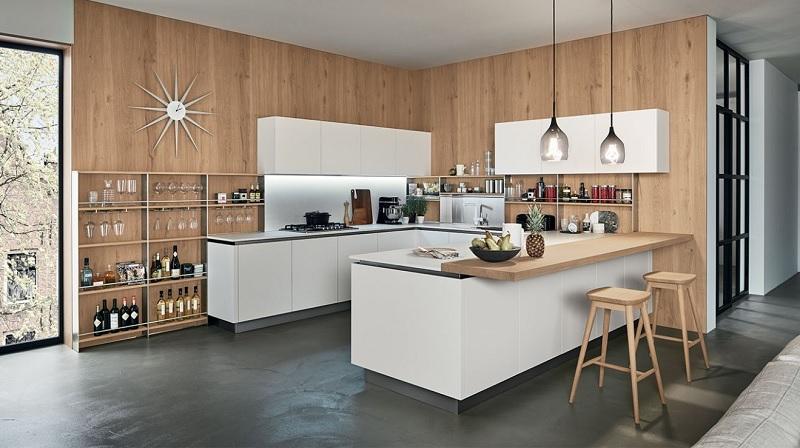 Rovere Mobili deschide în Timișoara al doilea showroom Veneta Cucine din România. Vezi cinci modele de bucătării premium