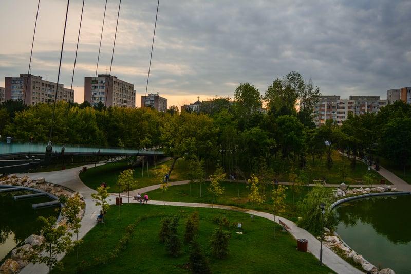 Crește potențialul acestui cartier din București pe segmenul închirierilor – VIDEO