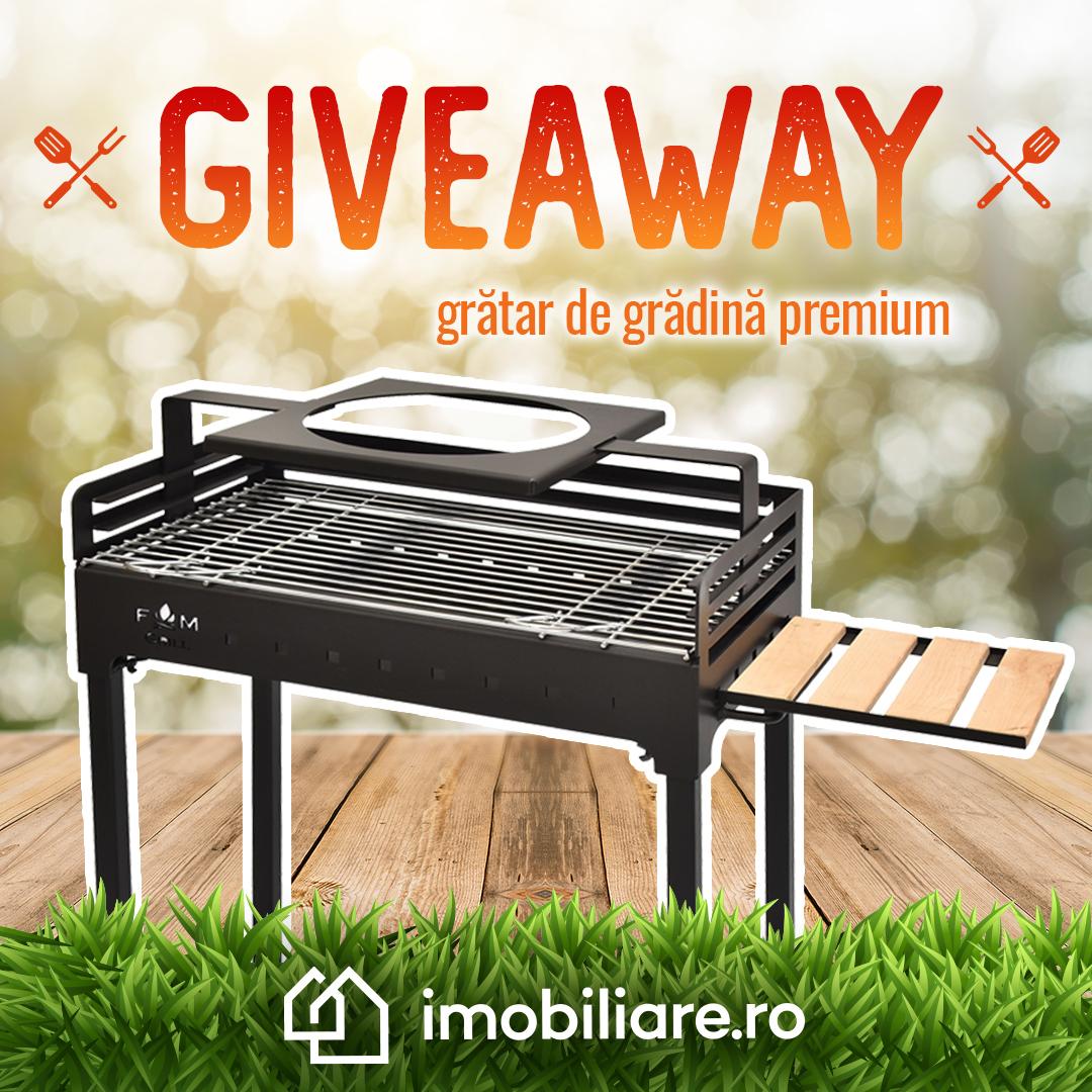 Concurs Giveaway Grătar FM Grill Premium